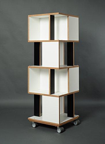 Aktenregal Bücherregal für Ordner oder Bücher - grohsartig!