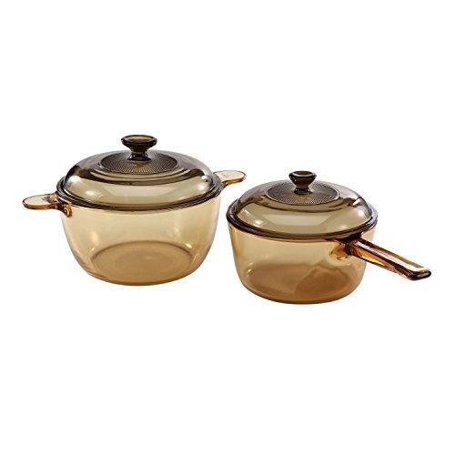 VISIONS 4-pc Cookware Set by Visions