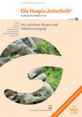 Die Hospiz-Zeitschrift/Kind, Tod, Trauer: Fachforum für Palliative Care