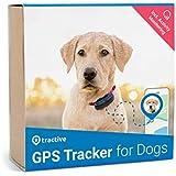 Tractive Localizador GPS para Perros y Gatos con Seguimiento de Actividad - Dispositivo Ligero y Resistente al Agua