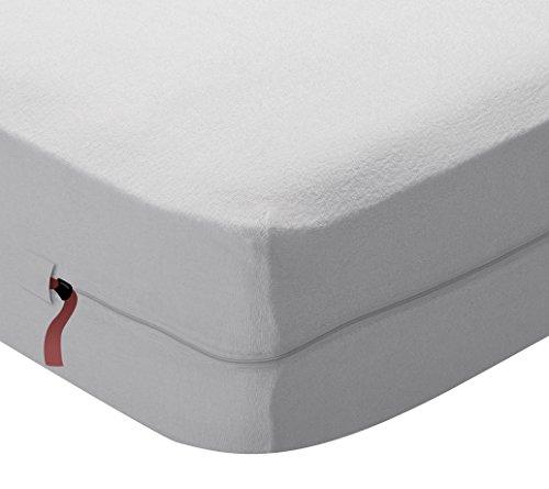 Pikolin-Home-Proteggi-Materasso-Trapuntato-Antiallergico-Impermeabile-e-traspirante-100-cotone-80-x-190200
