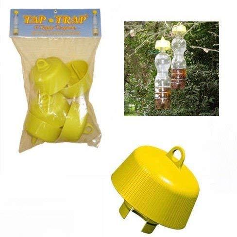 Tap-trap® - il tappo trappola - la vera esca ecologica
