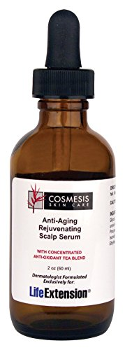 Life Extension Anti-Aging Rejuvenating Scalp Serum, 2 oz (60 ml)