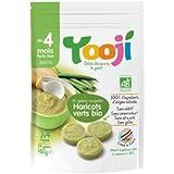 YOOJI - Haricots verts BIO Yooji - 480 g - Surgelé