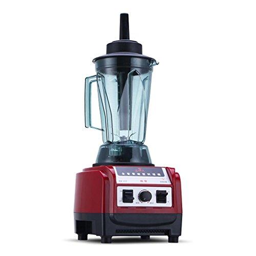 DELLT- Kommerzieller Eis Crusher, Sand-Eis-Maschine, Sojamilch-Maschine, kochende Maschine, Tee-Shop-Eis-Mischmaschine, Frischer Juicer, Kapazität 1850 Ml