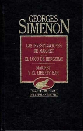 Maigret Y El Liberty Bar