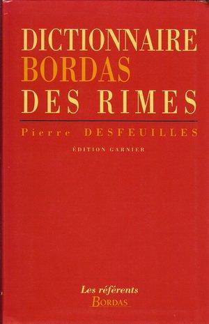 Dictionnaire des rimes,  précedé d'