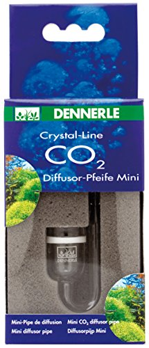 Dennerle 7004021 Crystal-Line CO2 Diffusor Pfeife Mini