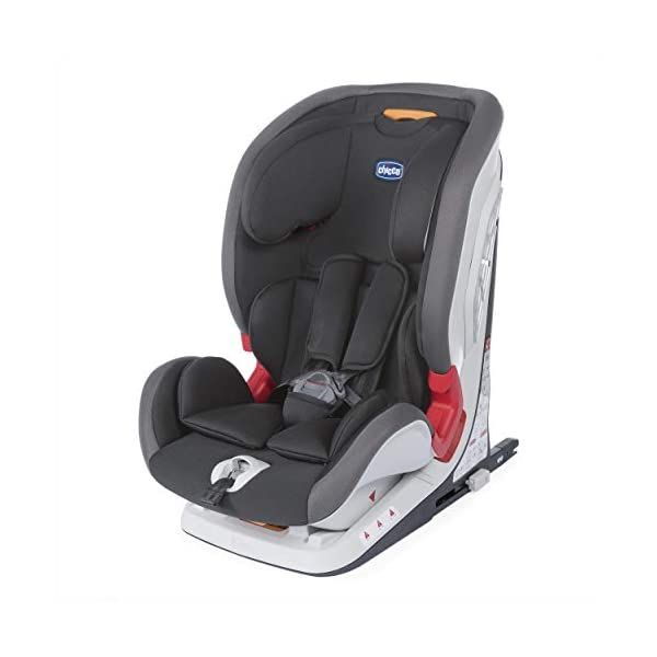 Chicco Youniverse Isofix Car Seat, Group 1/2/3 Chicco The isofix system with top tether enables an easy and quicker installation Compatible with all cars Special side safety system 1