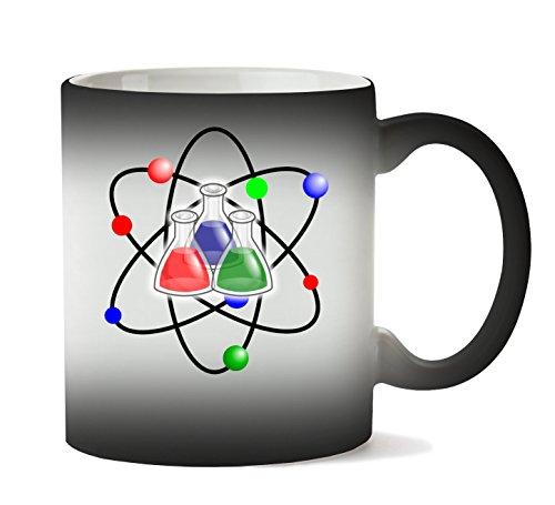 C+P Chemistry Atoms Tasse Hitze Farbwechsel
