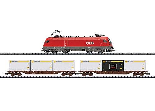 Trix 11133 - Trix Startpackung mit Güterzug