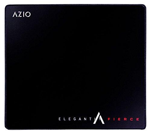 Azio GMP Gaming Maus Pad, schwarz (mp-azioef-m01) (Azio Maus)