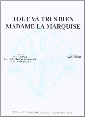 Ventura, Ray - Tout Va Trè's Bien Madame La Marquise