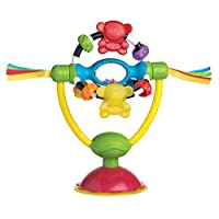 Playgro Rotating rattle with suction foot