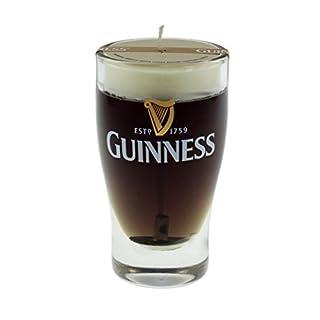 Guinness Mini Pint Kerze