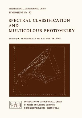 Price comparison product image Spectral Classification and Multicolour Photometry (International Astronomical Union Symposia)
