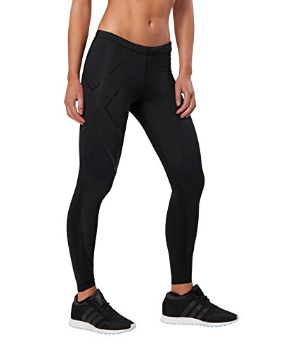 2XU Damen Womens Elite MCS Compression Tight [XFORM] Hose Blk/Nro M