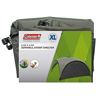 Coleman Sunwall Event Shelter Green, XL (4.5 x 4.5 m)