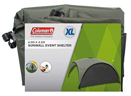 Coleman Seitenwand für Event Shelter XL (4,5 x 4,5 m), grün -