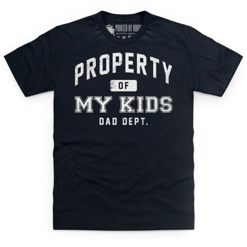 Property Of T-Shirt, Herren Schwarz
