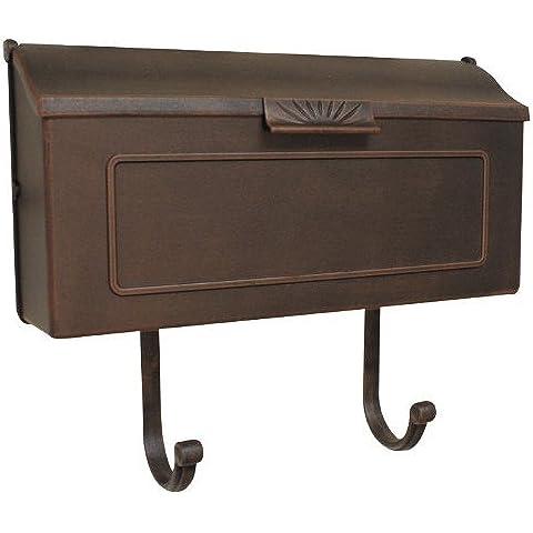 Special Lite SHH-1006-CP Horizon Horizontal Mailbox,Copper by Special Lite