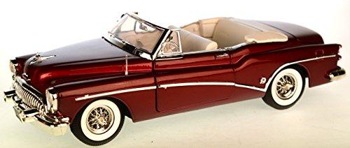 buick-skylark-roadmaster-cabrio-rot-metallic-1-generation-1953-1954-1-18-motormax-modell-auto