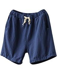 Blue Key Mädchen Shorts in gelb oder türkis