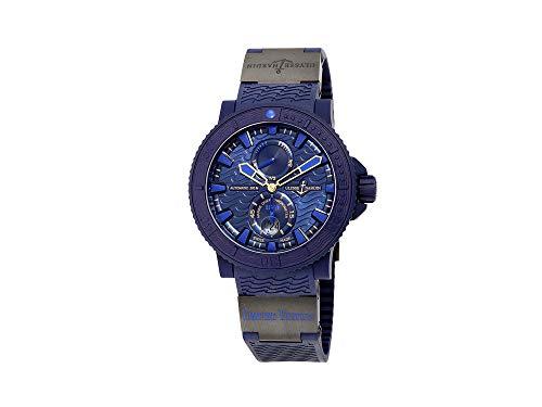 Reloj Automático Ulysse Nardin Maxi Marine Diver Blue Ocean, 20 ATM, 263-99LE-3C