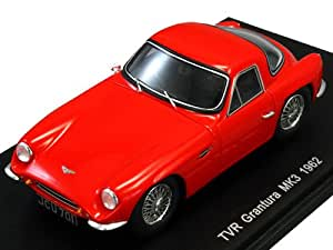 tvr grantura mk3 1962 red 1 43 scale diecast model toys games. Black Bedroom Furniture Sets. Home Design Ideas