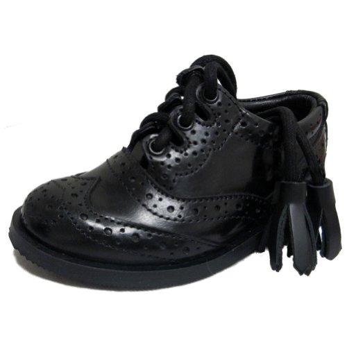 Thistle - Chaussures ghillie brogues Highland - accessoire kilt - bébé - EU24 -
