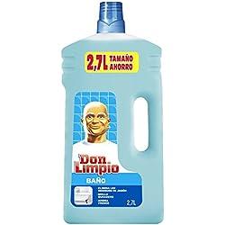 Don Limpio - Limpiador Líquido de Baño - 2700 ml