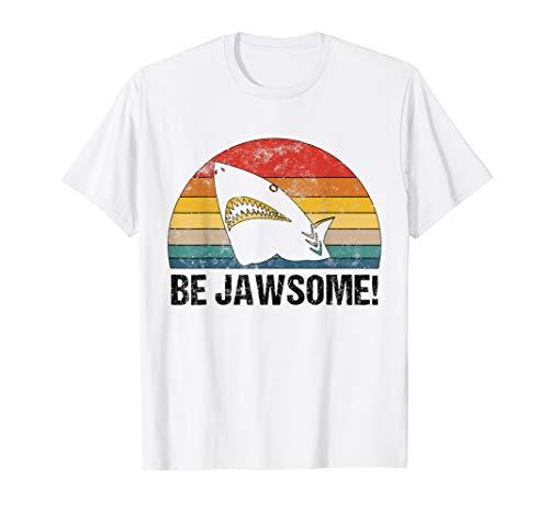 Jawsome Hemd Kleinkind Kinder Coole Tierliebhaber Hai Kostüm T-Shirt (Hai Kostüm Für Kleinkind)