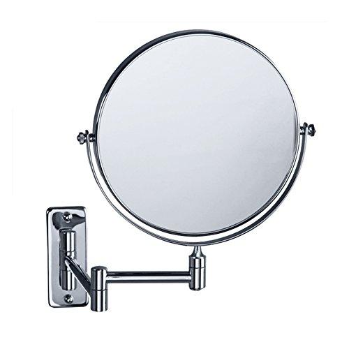 Schönheits-Spiegel/Skalierbare Wand/Badspiegel Falt-seitig/Seitliche Sitz Lupe-B (Falt-wand-sitz)
