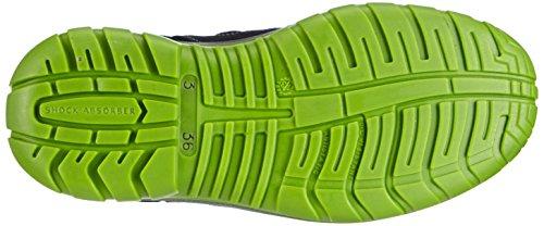 Maxguard - PEAC P380, Calzature Di Sicurezza, unisex Multicolore (grün/schwarz)