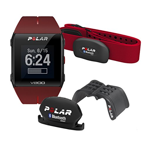 Polar V800 Javier Gomez Noya - Reloj deportivo GPS, sensor de frecuenc
