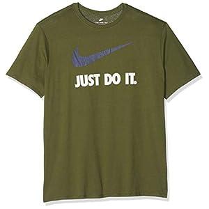 Nike Herren M Nsw Tee Jdi Swoosh New T-Shirt