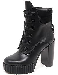 E0452 Stivaletto Donna Nero Kendall + Kylie Boot Shoe Woman ca3ccffb8cb