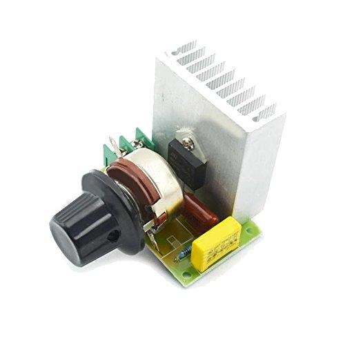 GUTES PRODUKT LDR-WG0109 3800W SCR Elektronische Spannungsregler Dimmer Dimmer Drehzahlregelung Thermostat
