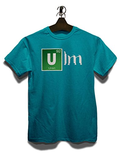 Ulm T-Shirt Türkis