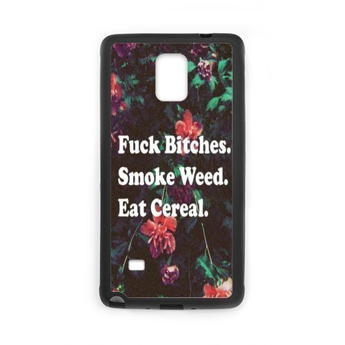 caitin-fuck-bitches-smoke-weed-eat-cereal-rose-pattern-custom-cell-phone-cases-cover-forr-samsung-ga