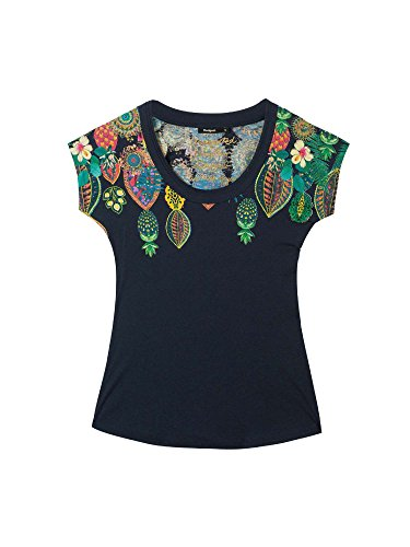Desigual Damen T-Shirt TS_Circe