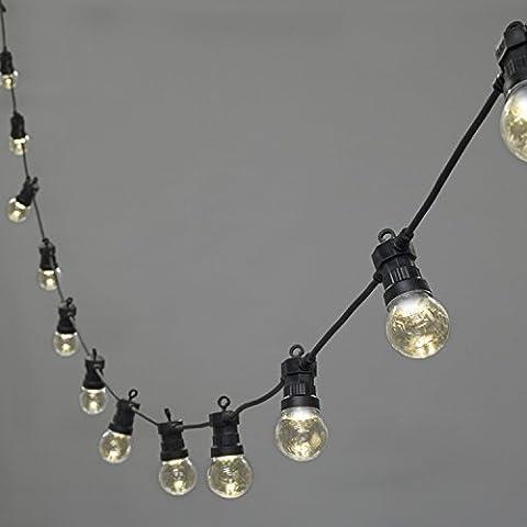 Bulb String Lights, EONANT 20 LED 13M G50 Lumières Festoon