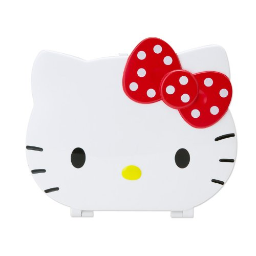[Hello Kitty]Die-cut two-fold Mira- (japan import)