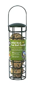 Proteam BC1001 - Wild Bird Care Range -Fat Ball Feeder by PROTEAM UK LTD
