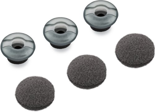 Plantronics Ersatz-Ohrstöpsel für Voyager PRO (Plantronics Kopfhörer Pro)