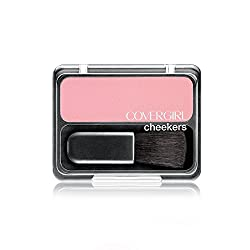 CoverGirl Cheekers Blush Natural Rose 148 0.12 Ounce