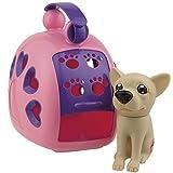 Unbekannt Barbie Chihuahua-Hund aus Vinyl inKunststoff-Tragebox 16 cm • Chihuahua Hund Box Hundebox Schmusetier Spielzeug Plüsch Tier Kinder