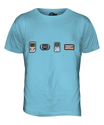 CandyMix Entwicklung Von Videospielen Herren T Shirt Himmelblau