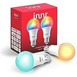 Innr E27 ampoule LED connectée couleur (compatible avec Philips Hue* & Alexa, hub...