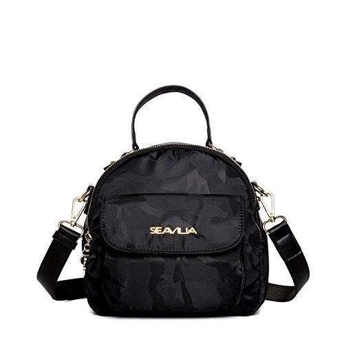 mini Messenger bag/Borsa piccola/Borse da donna/Borsa tempo libero a tracolla in nylon-B B